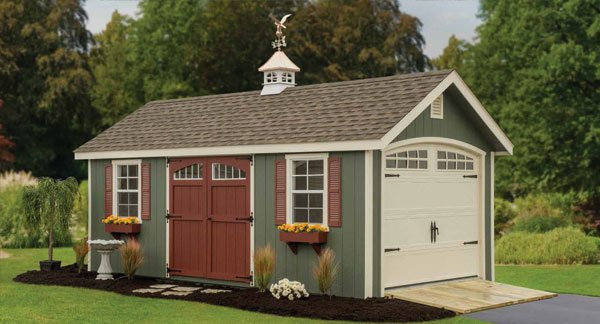 shed by PineTree Woodworks