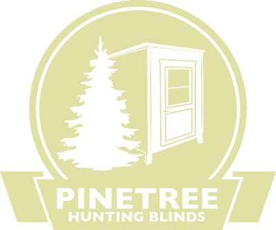 PineTree Woodworks hunting blinds logo