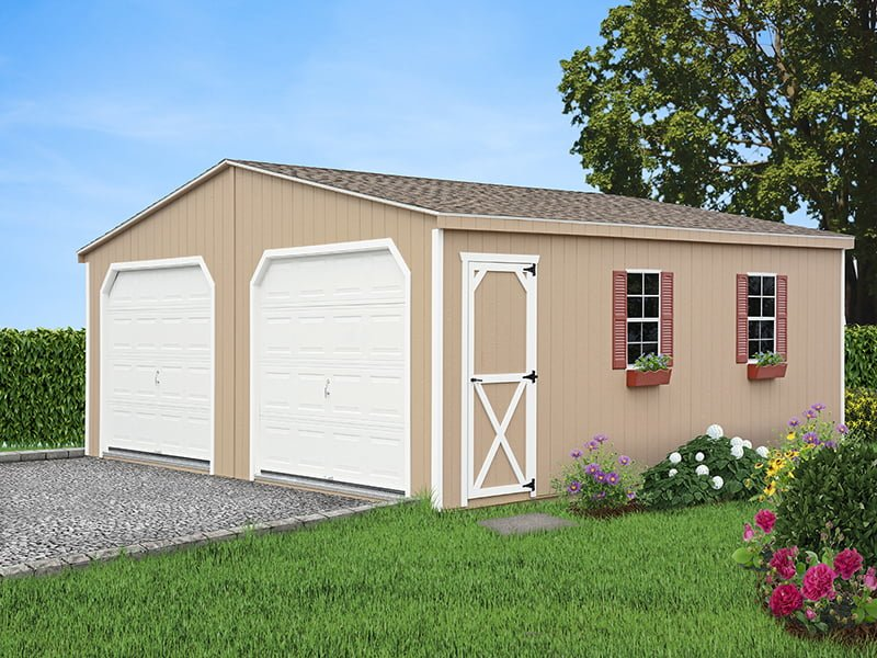 storage garage by pinetree woodworks